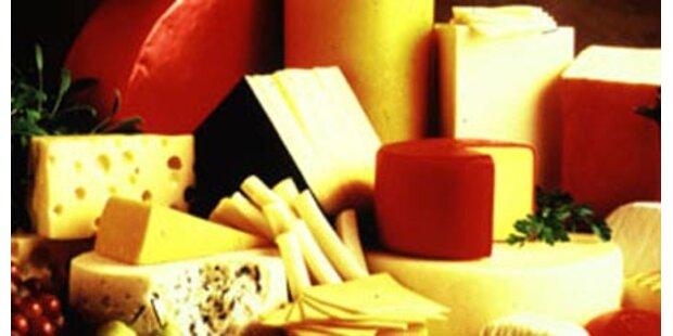 Listeria-Bakterien bei steirischem Käse