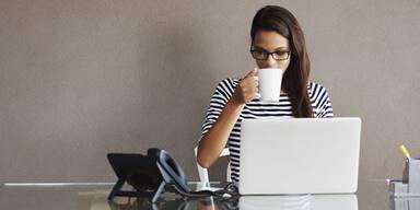 In diesen Jobs wird am meisten Kaffee getrunken