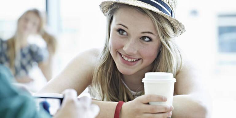Koffein verlangsamt Hirnentwicklung