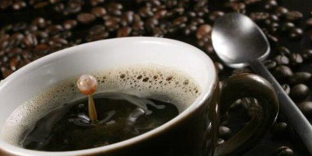 Kaffee ist gar kein Muntermacher