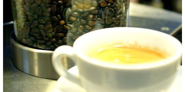 Hurrikan verteuert den Kaffee