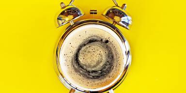Darum sollten Sie Kaffee nicht gleich nach dem Aufstehen trinken
