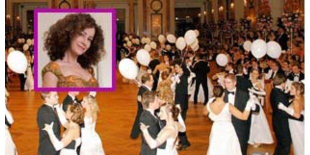Dancing Stars gaben ihr Balldebüt