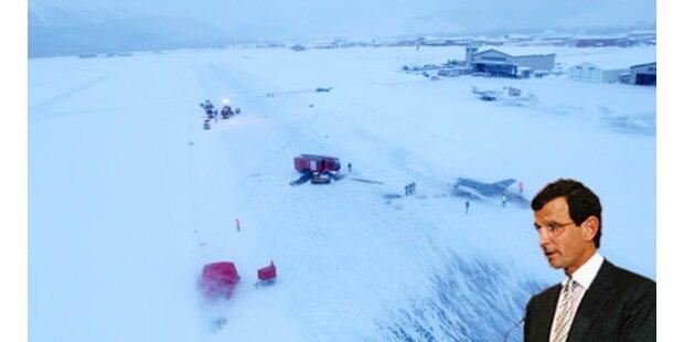 Alexander Kahane überlebt Flugzeug-Crash mit 2 Toten