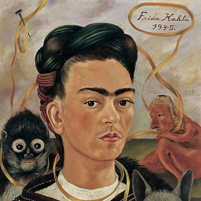 Frida-Kahlo-Schau in Wien