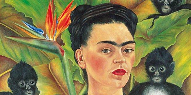 Der Run auf Frida Kahlo beginnt