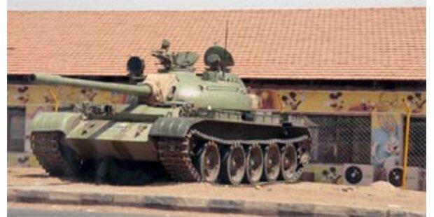 200 Tote nach Rebellen-Offensive im Sudan