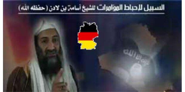 Al-Kaida nimmt Deutschland ins Visier