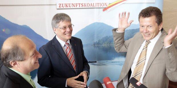Kärnten: Zuwachs für Rot und Grün