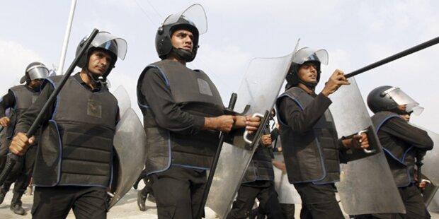 Angreifer schossen in Kairo um sich
