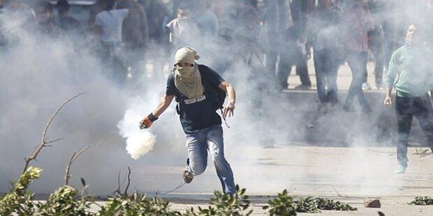 Tote bei Protesten gegen Al-Sisi