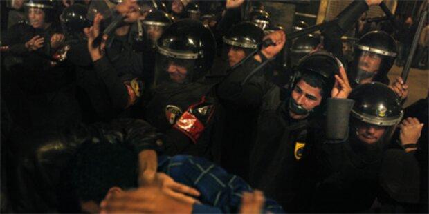 Proteste in Ägypten weiten sich aus