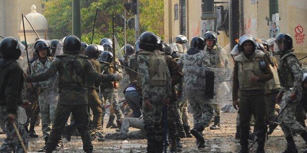 Mehrere Tote bei Unruhen in Kairo