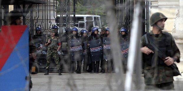 Zwei Tote bei Protesten in Kairo