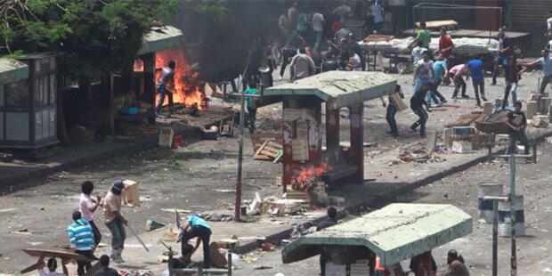 Ägypten: Neue Gewaltwelle in Kairo