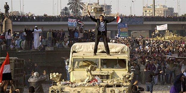 Ägypten: Armee warnt Mubarak-Anhänger