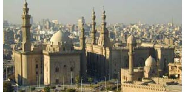 Polizei fand Bombe und Munition in Kairo