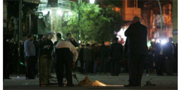 Wilde Gerüchte in Kairo nach Terroranschlag