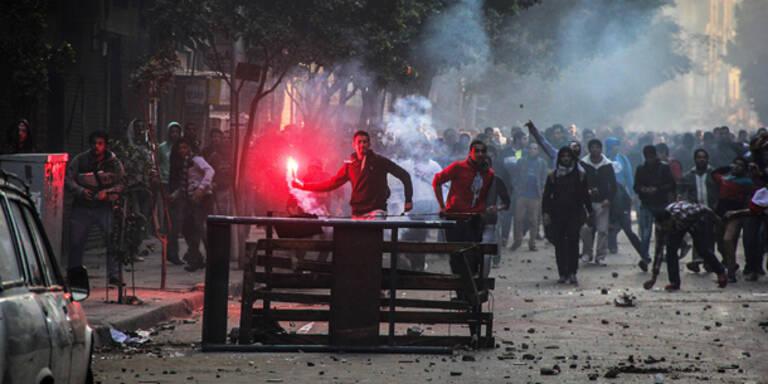 Blutiger Jahrestag: 50 Tote in Ägypten