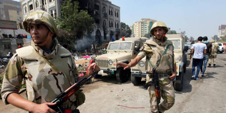 Al-Kaida-nahe Gruppe bekannte sich zu Anschlägen in Kairo