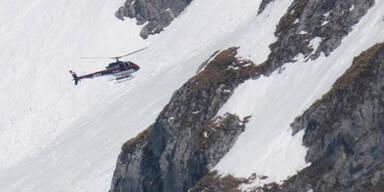 Zwei Tote bei Bergdrama in Tirol