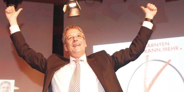 SPÖ-Chef wird Landes-Kaiser