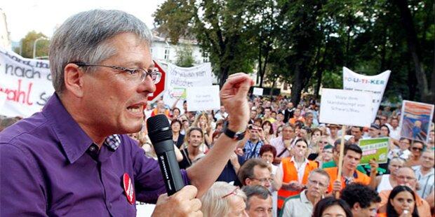 Kärnten: SPÖ schließt Koalition mit FPK aus