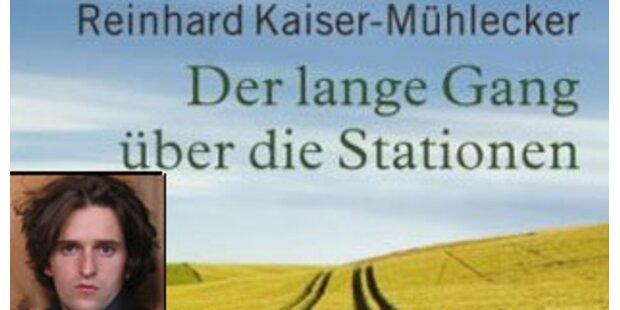 Junger Shooting-Star: Reinhard Kaiser-Mühlecker