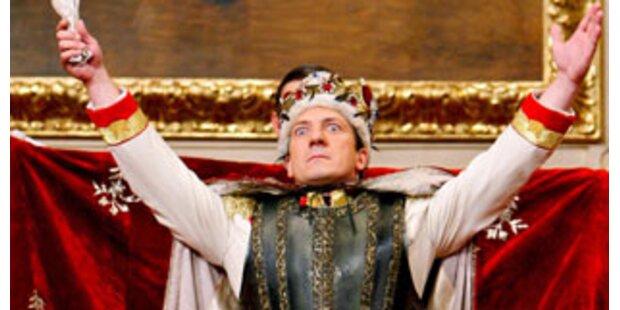 So schräg wird die Silvester-Show des Kaisers