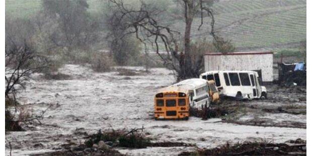 Notstand in Kalifornien ausgerufen