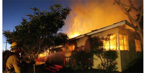 Kalifornien steht in Flammen