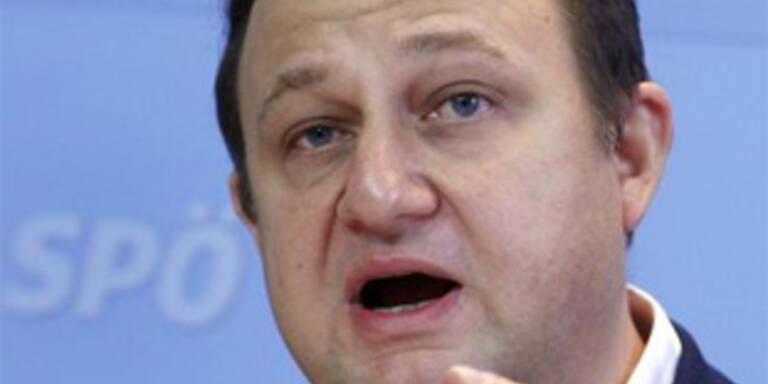 Josef Kalina ist seit heute Bundesrat