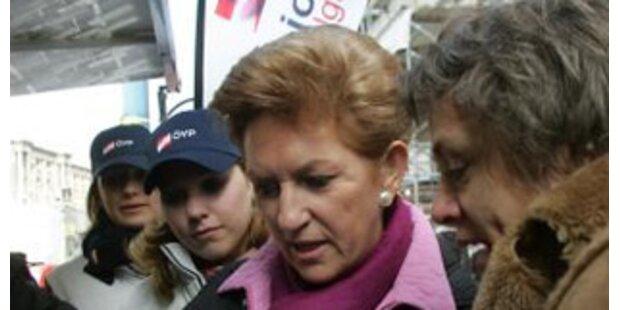 ÖVP-Frauen proben Aufstand wegen Volksanwalts-Job