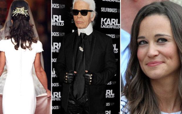 Karl Lagerfeld lästert über Pippa Middleton