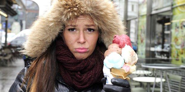 Es wird wieder kälter