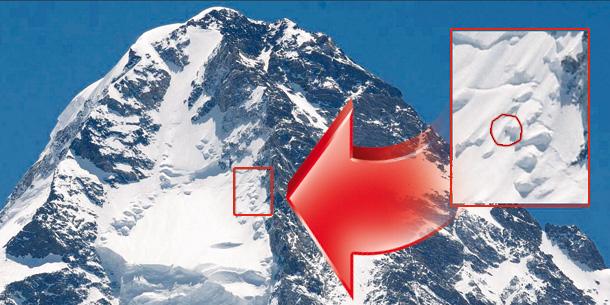 Kaltenbrunner am K2