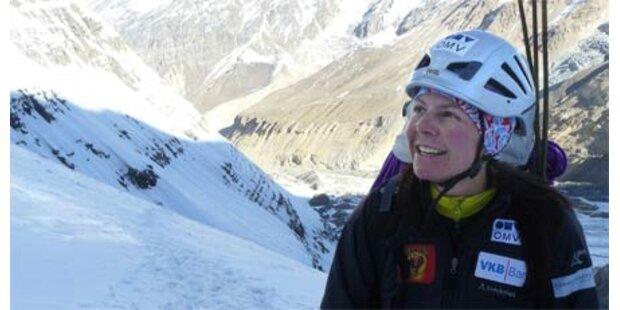 Kaltenbrunner startet 12. Gipfelsturm