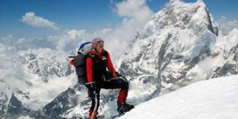 Kaltenbrunner denkt an 2. Versuch am K2