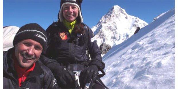 Kaltenbrunner bricht zum K2 auf