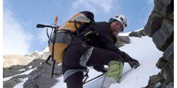 Ehepaar Kaltenbrunner stürmt den Everest