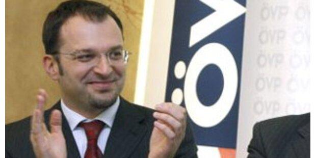 ÖVP-General gegen Homo-Feier am Standesamt
