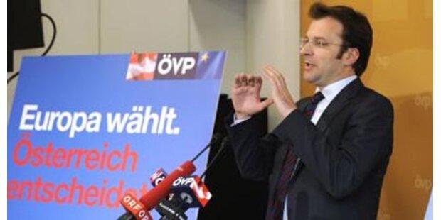 ÖVP setzt auf Wirtschaftskompetenz