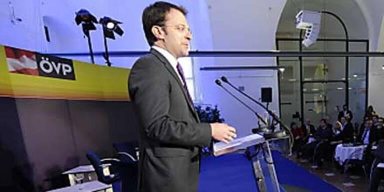 ÖVP feierte 65. Geburtstag ohne Pröll