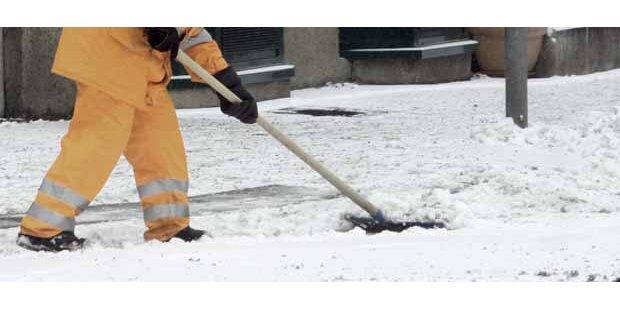 Schnee und Frost in den kommenden Tagen