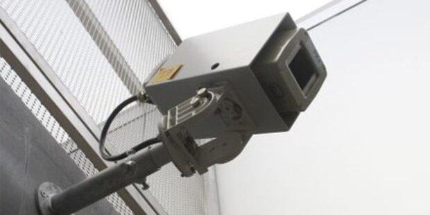 Videoüberwachung heuer verdreifacht