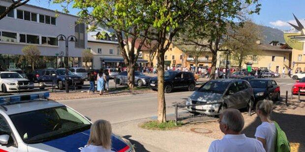 Massen-Schlägerei in Tirol: Verletzte