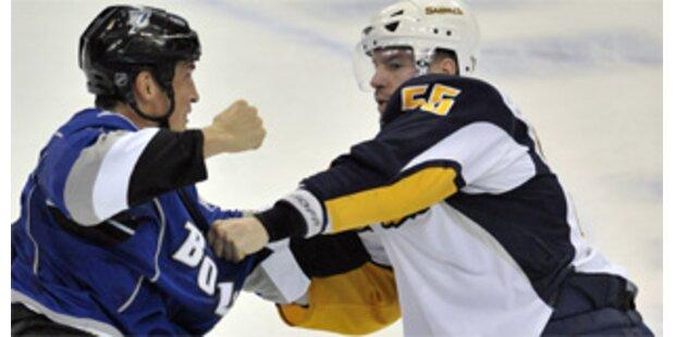 Eishockey-Crack bei Weihnachtsfeier spitalsreif geprügelt
