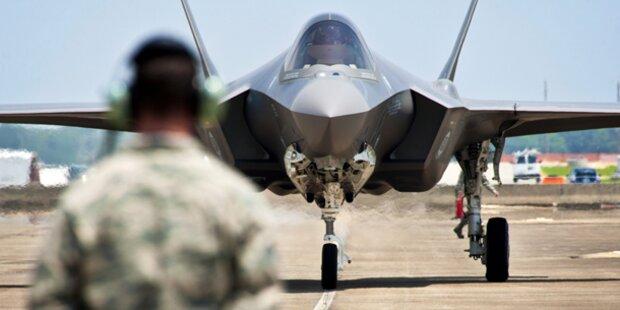 US-Militärjet über der Adria verschwunden