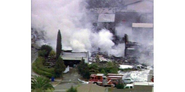 Vier Tote bei US-Kampfjet-Absturz in San Diego