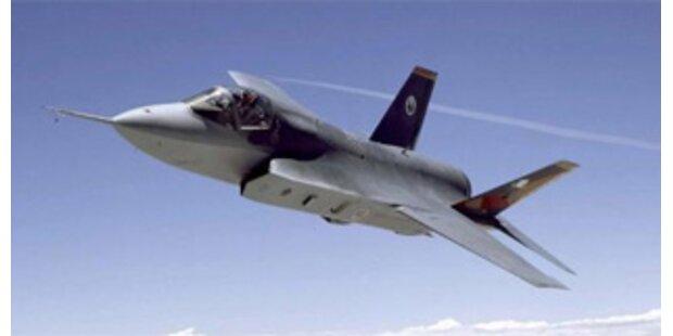 Israel kauft 75 US-Kampfjets